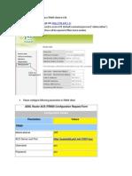 TR069 Client Configuration (2)