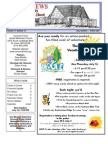 Electronic Newsletter 6-24-09