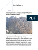 Understanding the Zagros_Geoloy and Tectonics