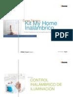 My Home Inalámbrico -Curso Tecnico Dic 2012-