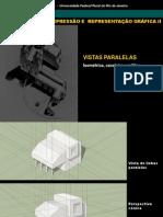 DESENHO_Vistas de Linhas Paralelas