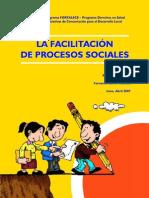 Facilitacion de Procesos Sociales_CARE
