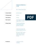 Tabel Perbandingan Penawaran