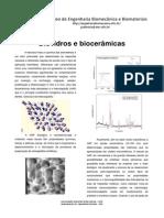 Biovidros e Bioceramicas