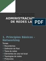 Administración de redes LAN