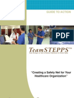 Department of DefenseTeamSTEPPS Guide To Action