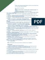 A relação abaixo de epi para pcmat constução civil