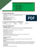 Ferric Ammonium Sulfate
