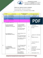 Planificação 7ºano