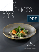 Dudson New Product Guide Jan 2013