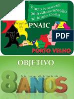 PNAIC REUNIÃO COM ORIENTADORES