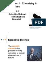 1.2 Scientific Thinking