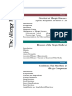 the Allergy Report - The American Academic of Allergy, Asthma & Immunology - Diseases of the A