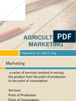 Agricultural Marketing Review