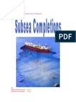 Subsea compleations-Offshore Engineering