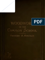 Woodwork in Common School