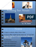 Nothing but Nouns Powerpoint