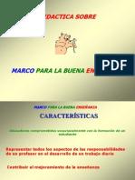 Didactica Sobre El Mbe4213