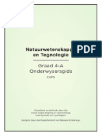 Graad 4 a Science and Technology Afrikaans Teachers Guide CAPS