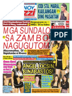 Pinoy Parazzi Vol 6 Issue 116 September 16 - 17, 2013