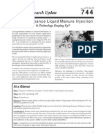 [Maynongnghiep]744 Low Disturbance Liquid Manure Injection