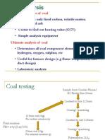 Coal Analysis