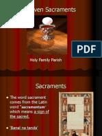 7 Sacrament