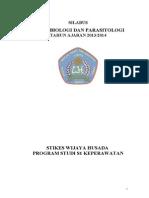 Silabus Mikrobiologi Dan Parasitologi Rev 04 Sep 2013(1)