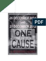 26 December 2004 Tsunami and 21 December 2012