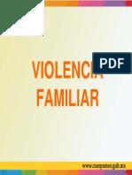 Violencia Familiar 2012