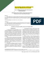 5 - Aplicação de Redes Neurais Artificiais na Previsão da Produção de Alcool