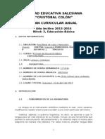 PCA  ORAL Y ESCRITO 3-¦