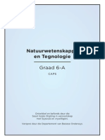 Graad 6 a Science and Technology CAPS Afrikaans