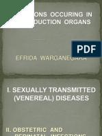 Mikroorganisme Penyebab Infeksi Pada Sistem Reproduksi2003