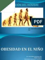 19.- OBESIDAD EN EL NIÑO