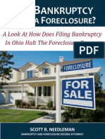 Can Bankruptcy Stop a Foreclosure?