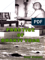 Practice of Bhakti Yoga by Swami Sivananda