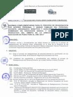 DIRECTIVA REASIGNACIONES 20130001