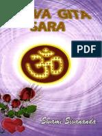 Sarva Gita Sara 2012 Edition by Swami Sivananda