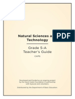 Grade 5 Science and Technology Teachers Guide CAPS English