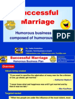 Successful Marriage Humorous Bp