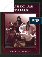 Music as Yoga by Swami Sivananda