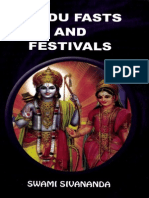 Hindu Fasts and Festivals by Swami Sivananda