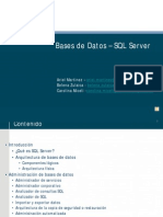 09 Bd SQL Server