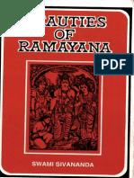 Beauties of Ramayana by Swami Sivananda