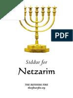 Messianic Siddur