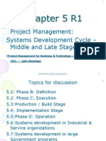 PM - Chapter 5 - R1 Systems Development Cycle Middle & Later Stages 200413