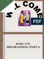 CNC-PROGRAMMING
