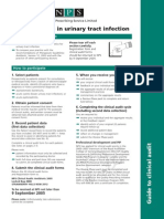 Guide to Clinical Audit Antibiotic Use in Urinary Tract Infection