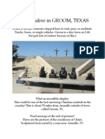 Christ is Alive in GROOM, TX